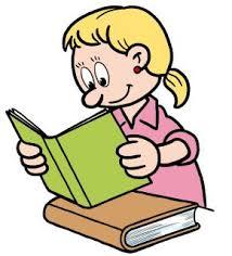 Pige læser